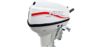 Подвесные лодочные моторы HDX