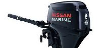 Подвесные лодочные моторы Nissan Marine