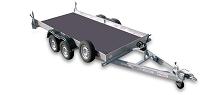 Прицепы для перевозки автомобиля, судна