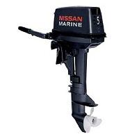 Двухтактные моторы Nissan Marine