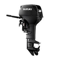 Двухтактные моторы Suzuki