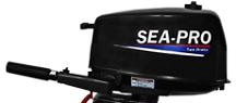 Подвесные лодочные моторы SЕA-PRO