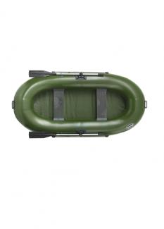 Надувная лодка Пиранья ПВХ 2Д2
