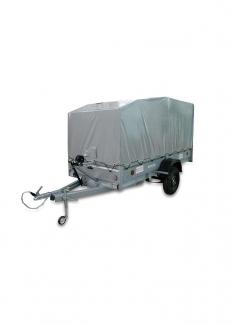 Автоприц 829450 одноосный без тормозной системы (3,2 ресс)