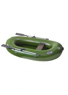 Надувная лодка Пиранья ПВХ 1,5 Д
