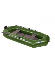 Надувная лодка Пиранья 2MSL-TR ПВХ
