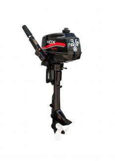 Лодочный мотор HDX T 3.6 BMS