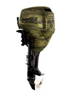 Лодочный мотор HDX T 35 FWS (камуфляж-лес)
