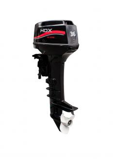 Лодочный мотор 2-х тактный HDX T 36 JFWS