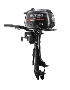 Мотор лодочный Suzuki DF4S