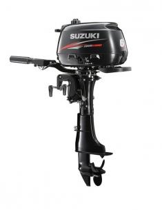 Мотор лодочный Suzuki DF6S
